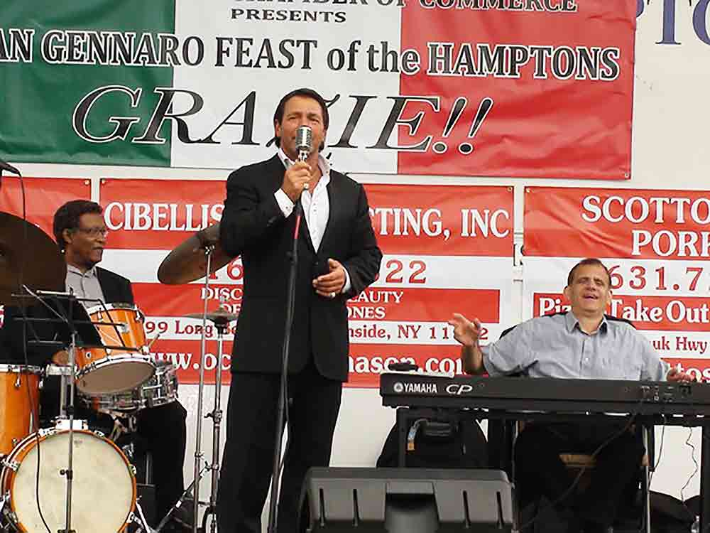San Gennaro Feast Entertainment Schedule