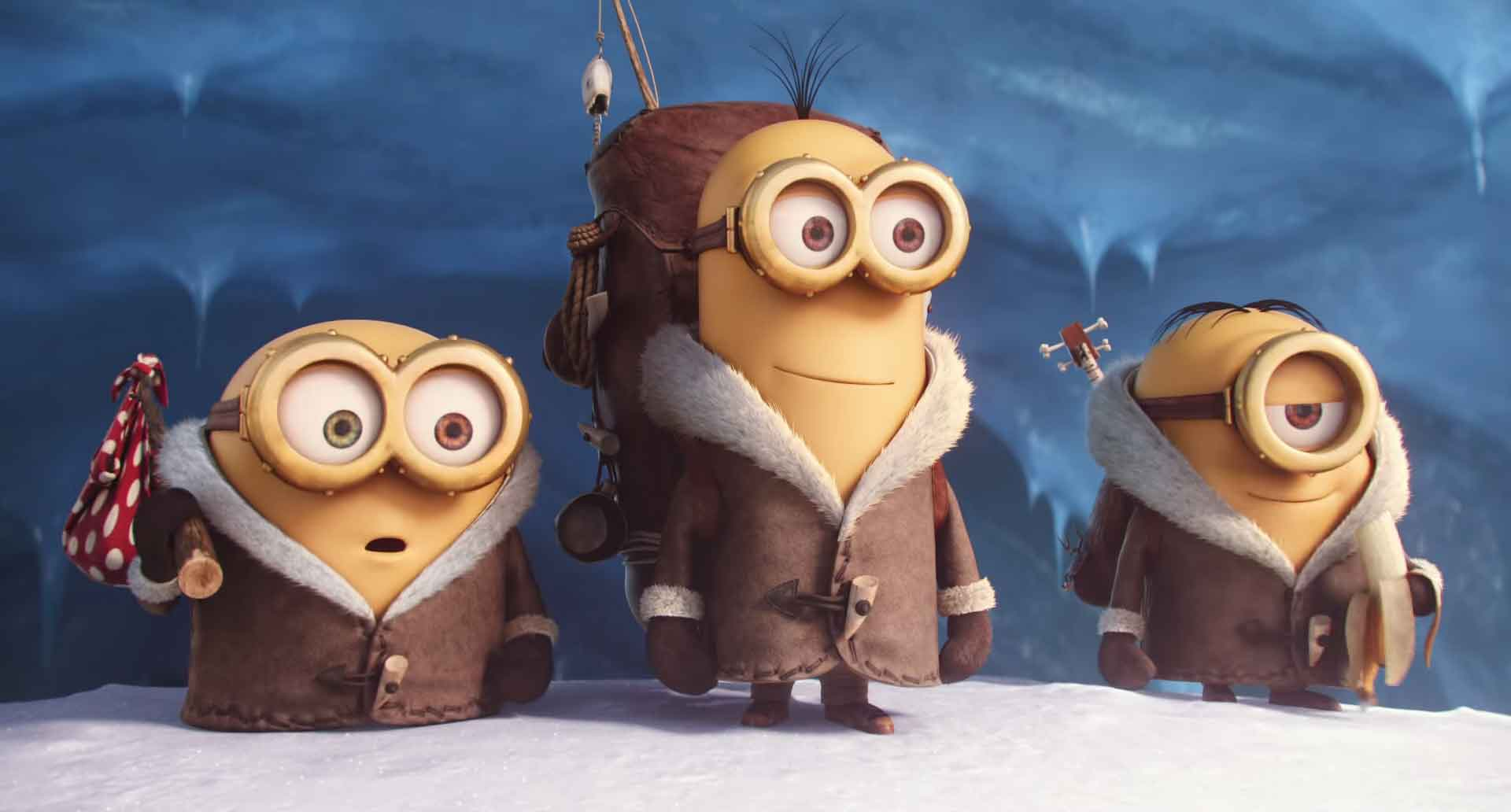 The Official Minions Movie Trailer is Here!
