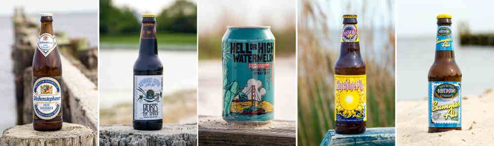 Bellport Dave's Best Five Beers for a Super Summer