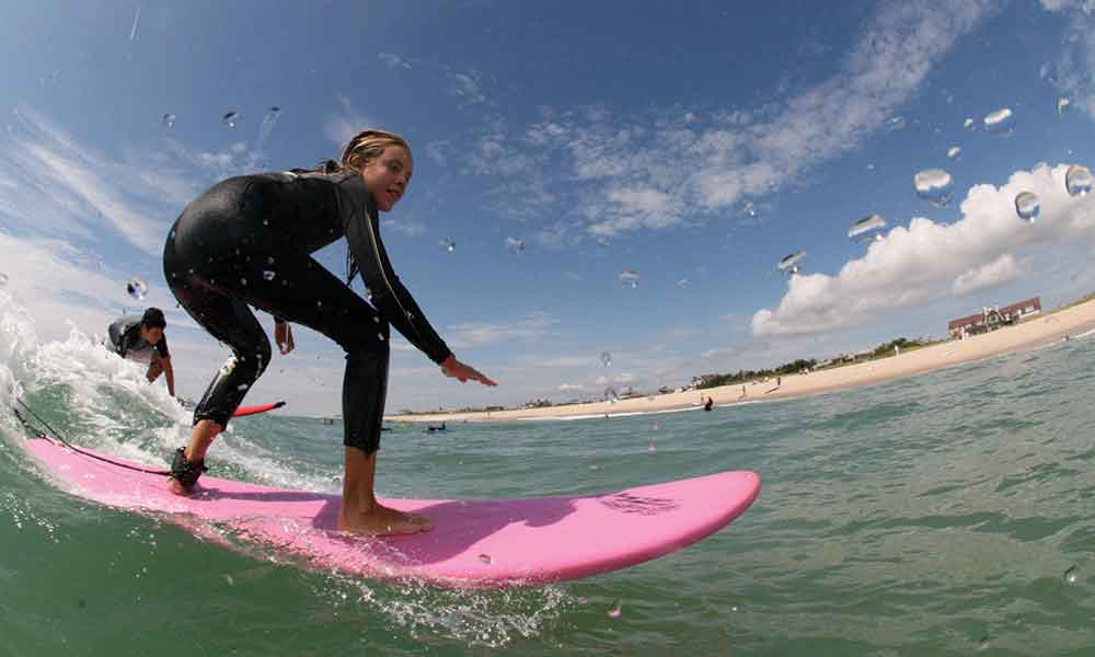 Small Business Spotlight: Flying Point Surf School