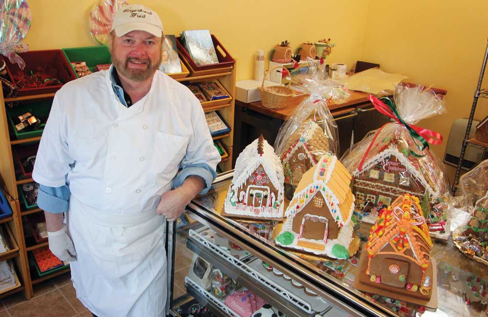 Get Schooled at Gingerbread University this Holiday Season