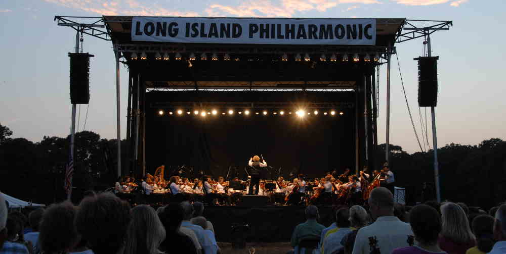 LI Philharmonic Honors Hometown Heroes