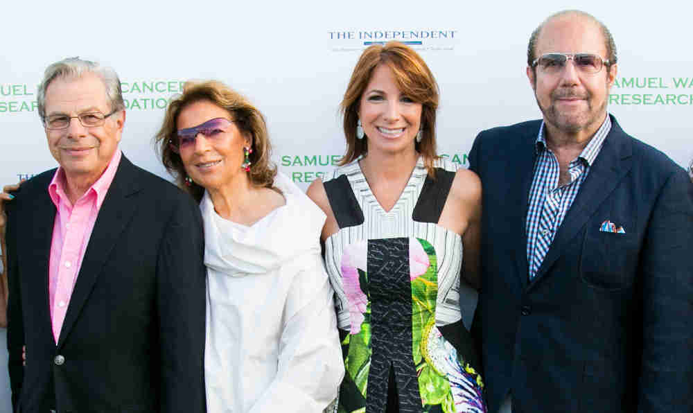 Waxman Foundation's A Hamptons Happening