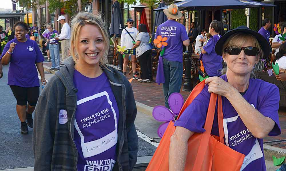 Westhampton Beach Walk to Raise Money for Alzheimer's Research