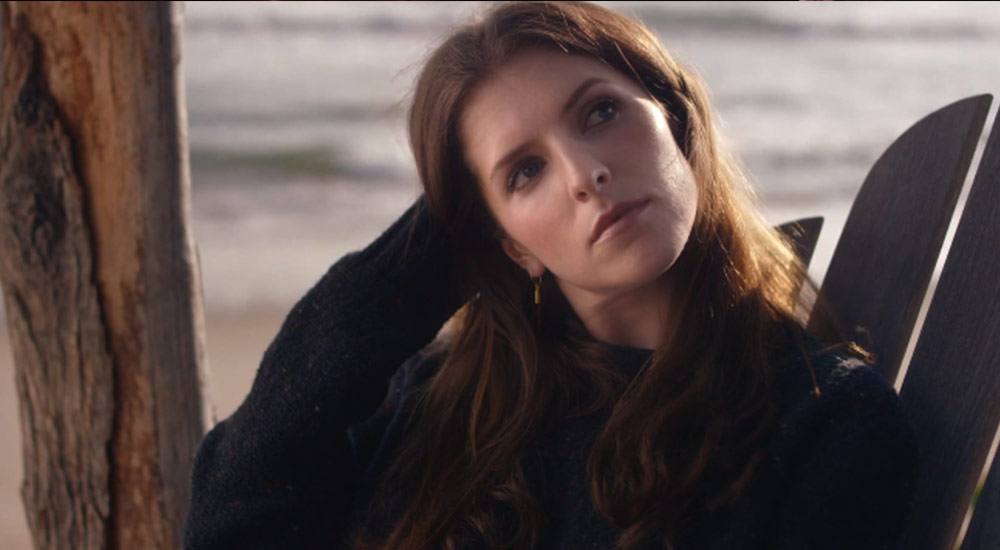 Anna Kendrick Gets Deep With Shower Thoughts