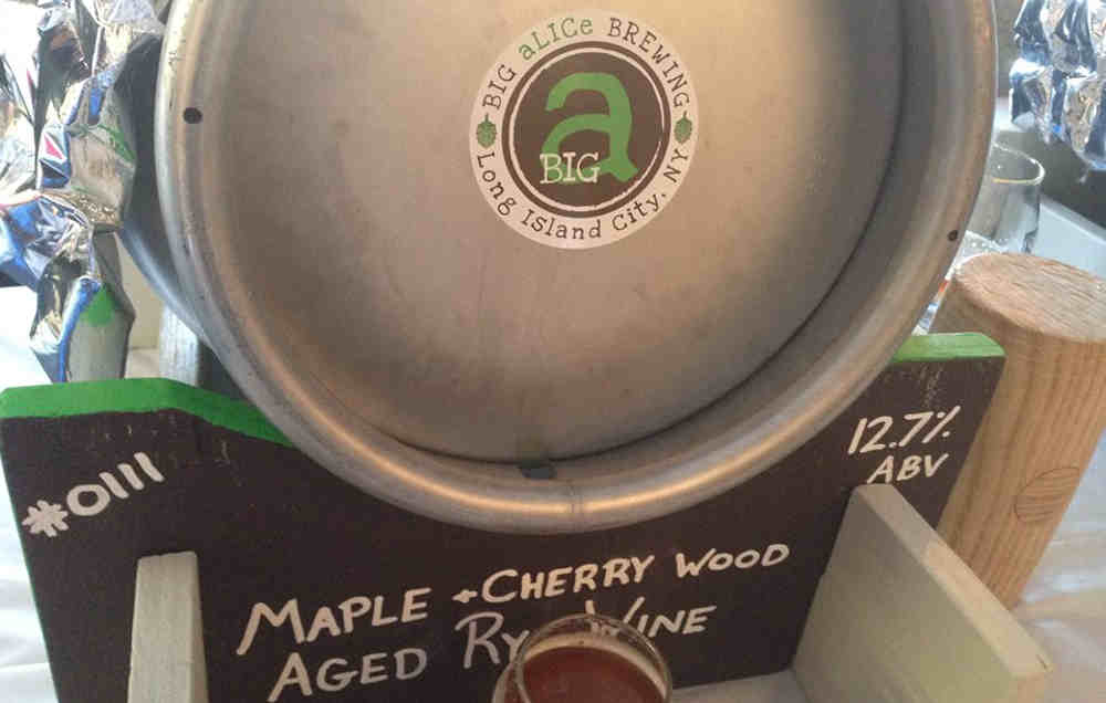 Small Breweries Pack a Big Punch at the LI Cask Beer Festival