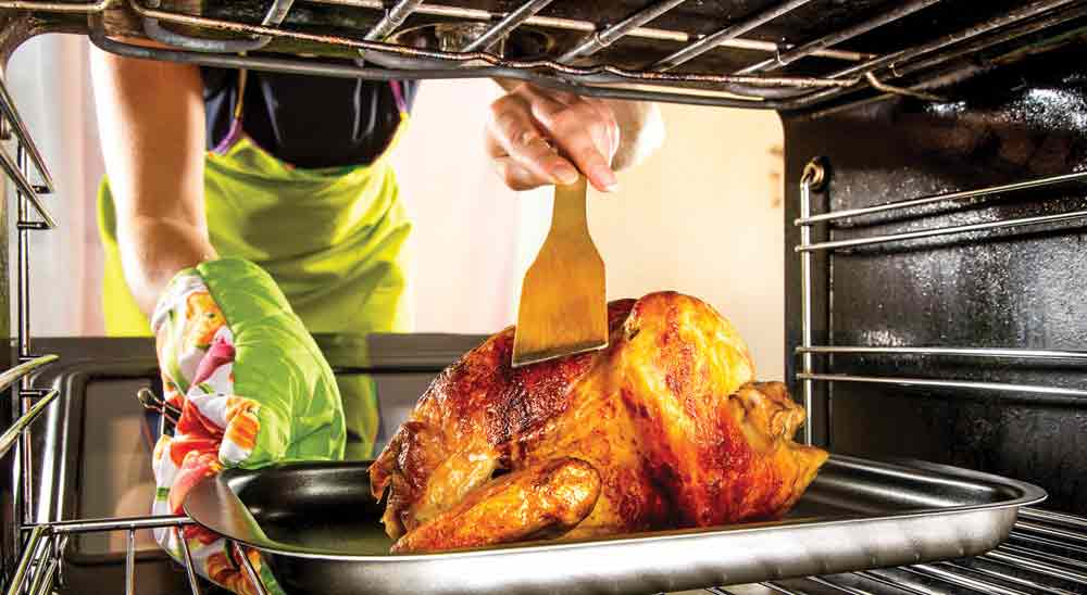 Thanksgiving Tips, Tricks and Recipes From Local Chefs