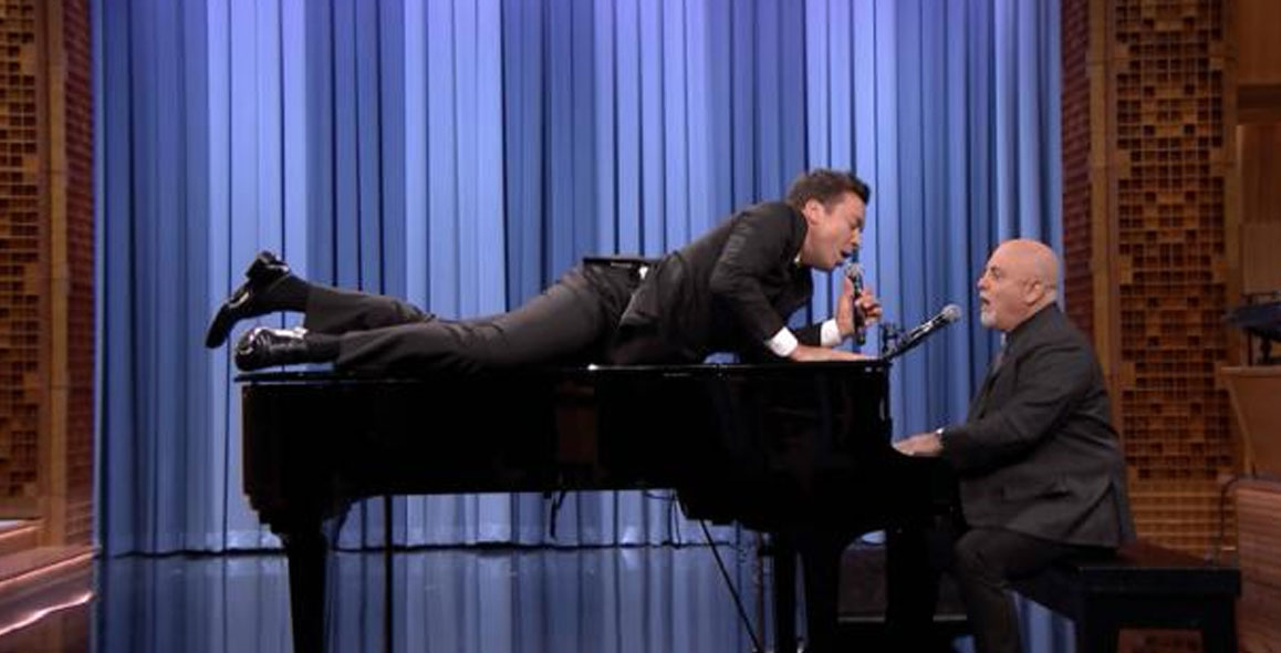 Jimmy Fallon And Billy Joel Had An Epic Week Together