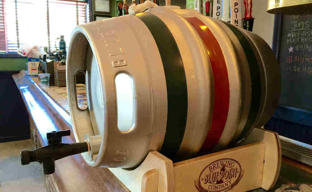 Three Quirky Casks Pouring at Blue Point's Cask Ales Festival on Saturday