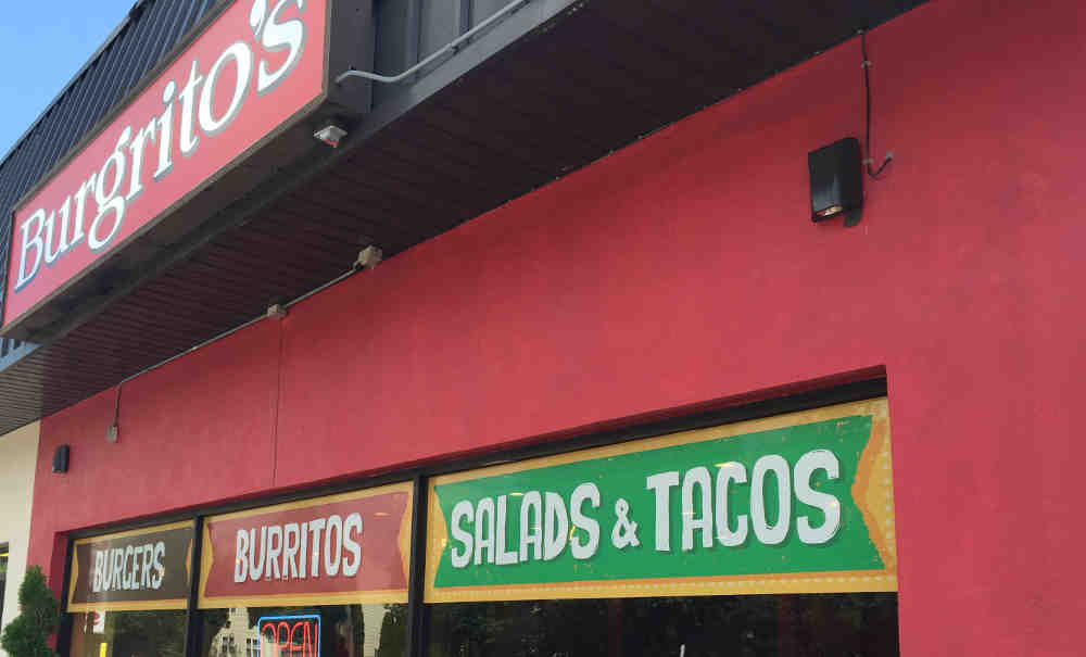 Melding Burgers and Burritos at Burgrito's in Bethpage