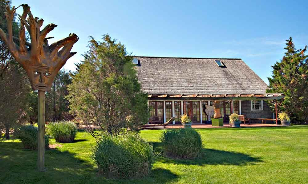 Start the Season by Visiting Channing Daughters Winery