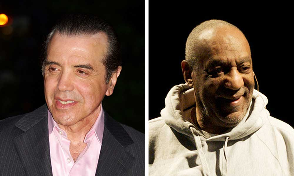 Chazz Palminteri and Bill Cosby Top The Paramount's October Lineup