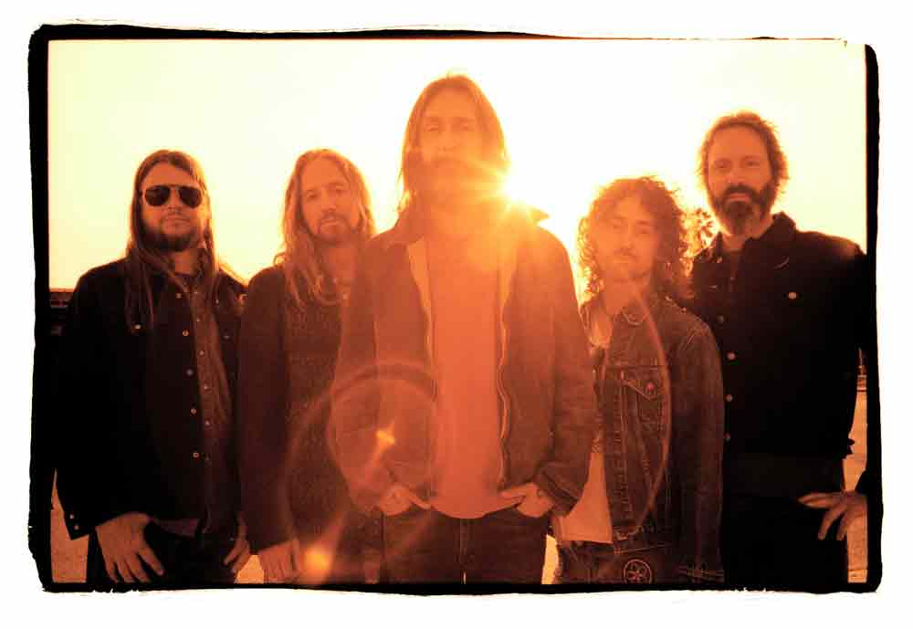 Review: Chris Robinson Brotherhood at the Suffolk Theater