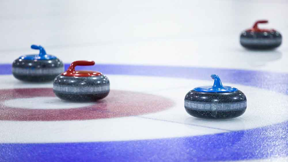 Curling in New York