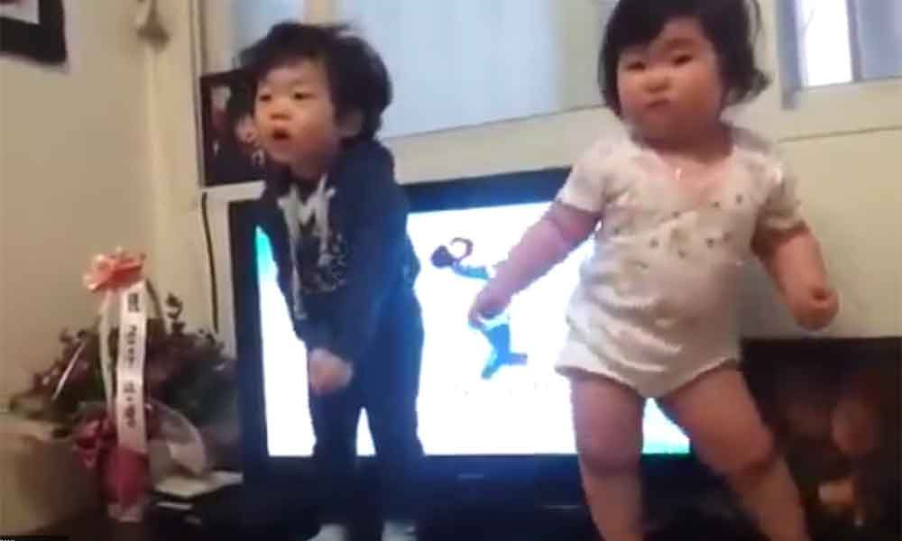 Best Chubby Baby Dance Ever