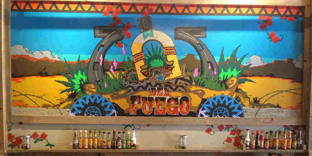Del Fuego Brings the Heat to Patchogue