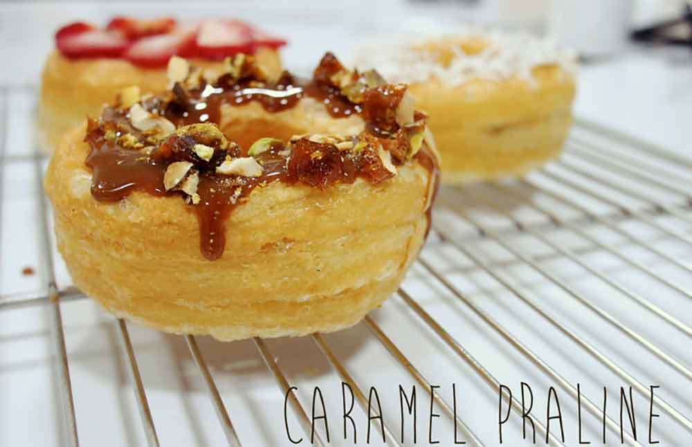 Dominique Ansel Bakery - Meet the World Famous 'Cronut'