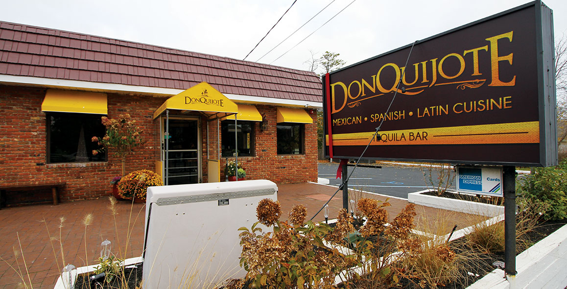Don Quijote de La Patchogue