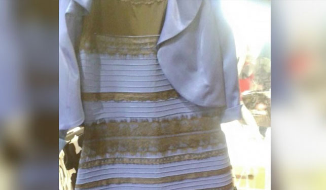 SOLVED: The Viral Dress Color