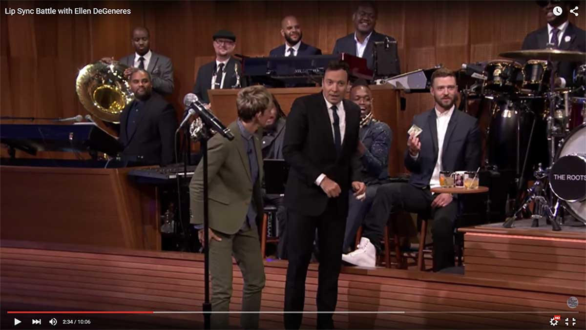 Epic Lip Sync Battle Has Jimmy Doing the Nae Nae and Bribing Justin Timberlake