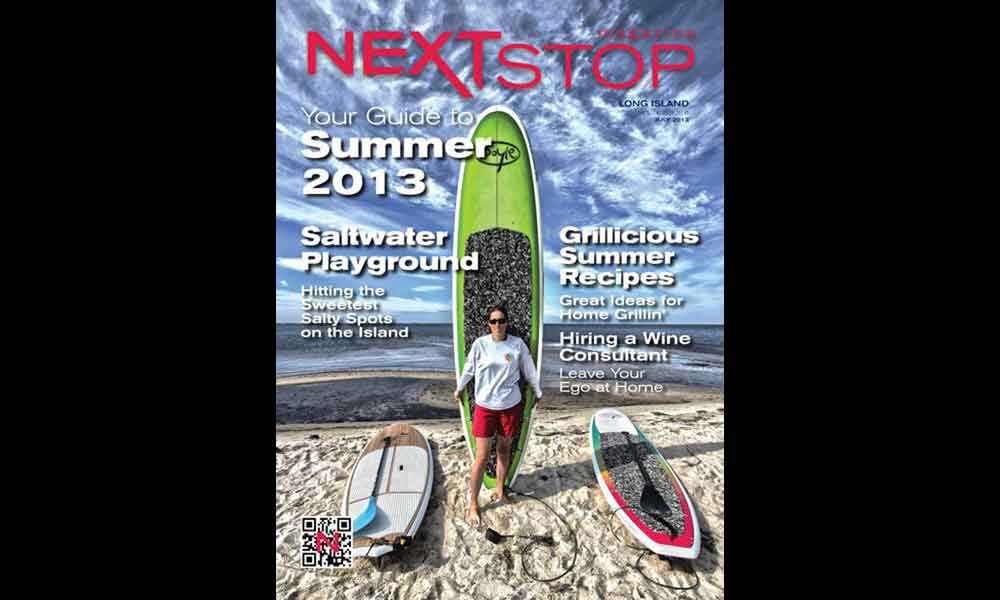 Win an Ad in the Memorial Day (May) Issue of NextStop Magazine!