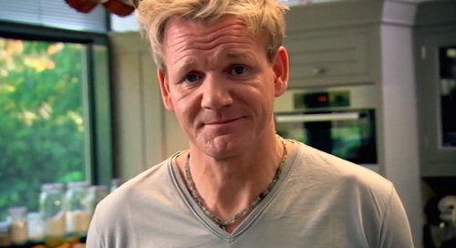 Funny Spoof of Gordon Ramsay's Pancake Recipe