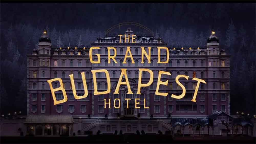 The Grand Budapset Hotel Is the Latest Confection from Wes Anderson