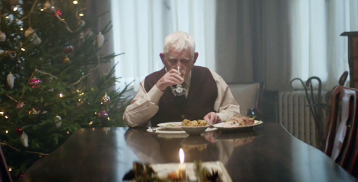 The Holiday Commercial That Brought Millions To Tears