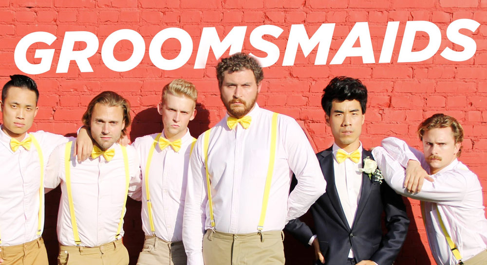 What if Groomsmen Were Bridesmaids?