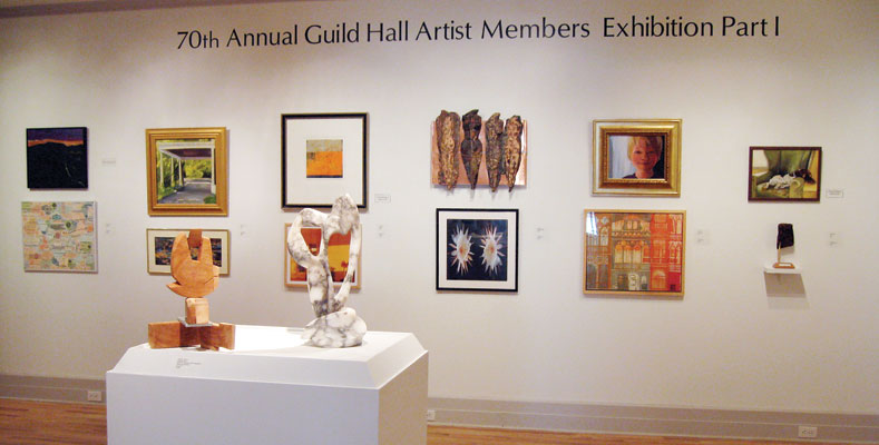 Local Artists to Exhibit Work at Guild Hall