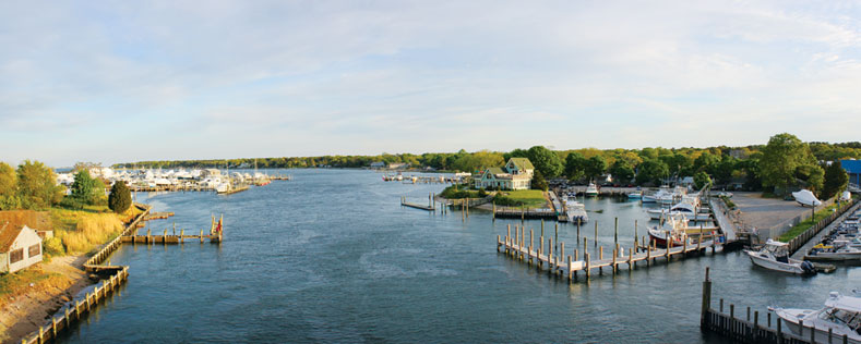 On Location in Hampton Bays