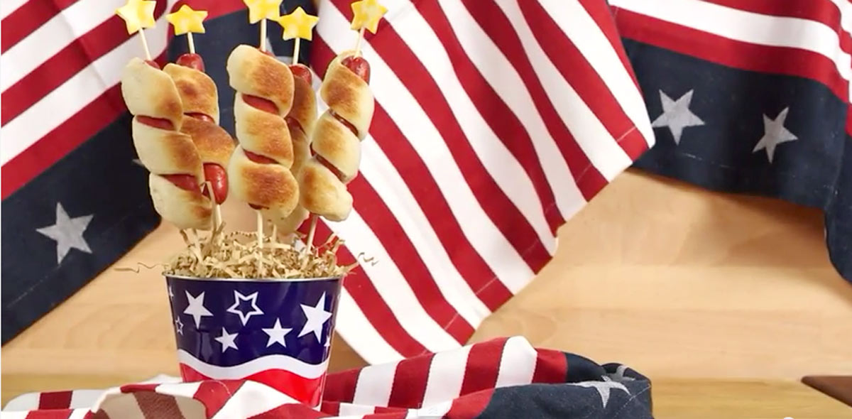 DIY: The Perfect 4th Of July Hot Dog