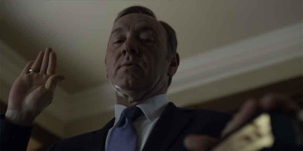 """House of Cards"" Season 2 Trailer Foreshadows Epic Events"