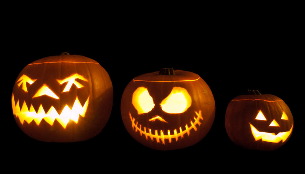 Rise of the Jack O' Lanterns at Old Westbury Gardens