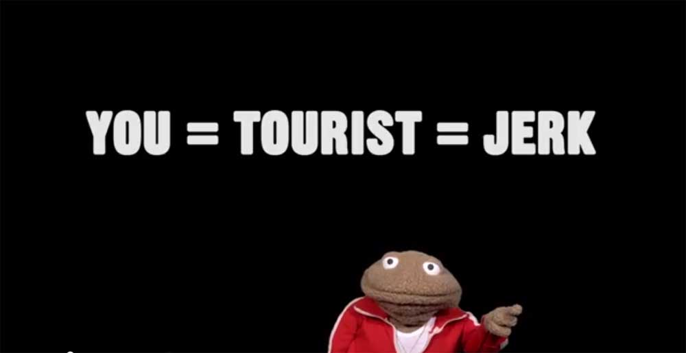 This Hilarious Puppet Will Teach You How to Be the Perfect New York City Tourist