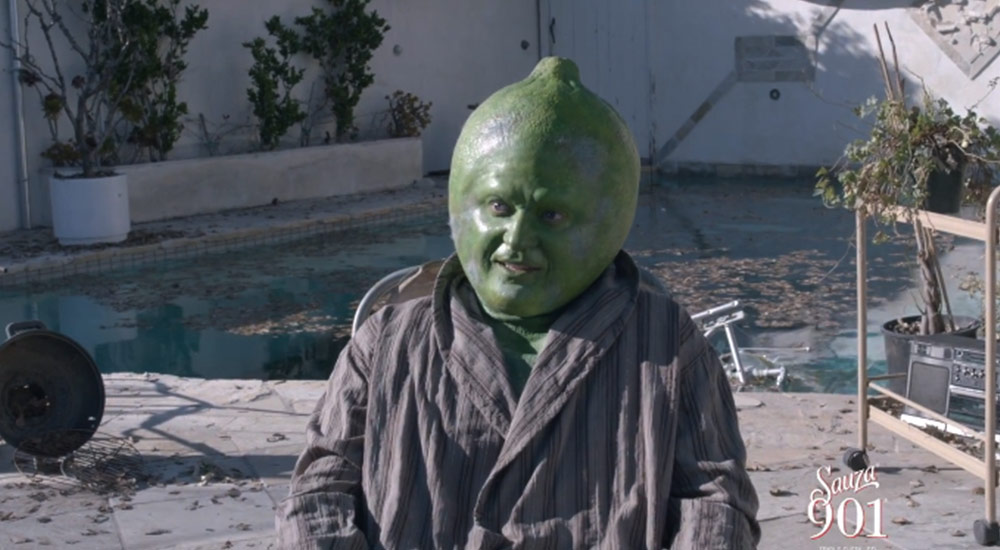 Justin Timberlake Dresses Up As A Lime to Tell The Rick Sour Vane Story