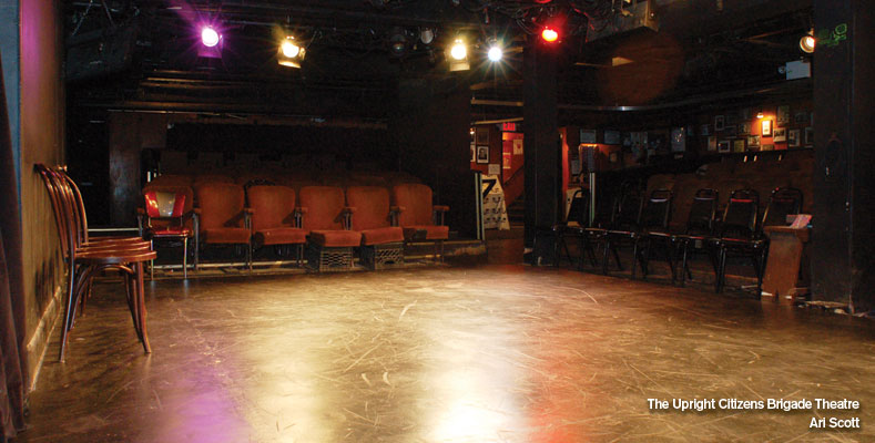 NYC's Best Comedy Clubs
