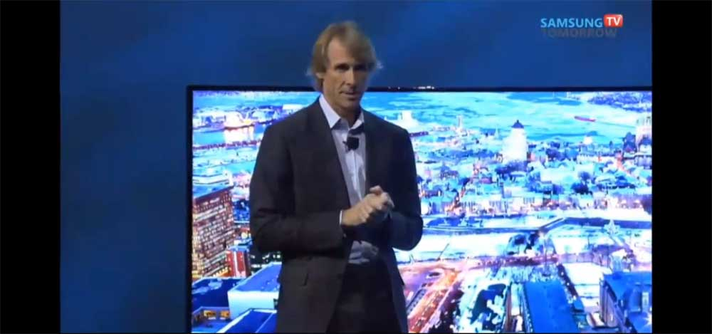 Michael Bay's Cringe-Worthy On-Stage Meltdown Inspires Lessons in Public Speaking