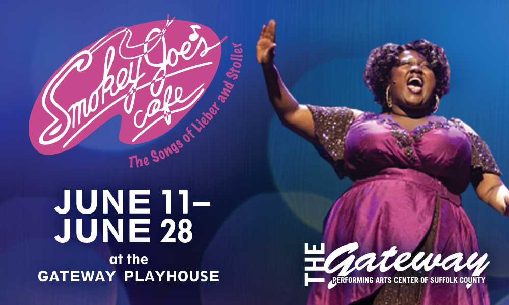 "Win a Pair of Tickets to ""Smokey Joe's Café"" at the Gateway Playhouse"