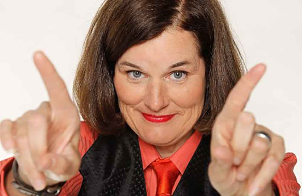 Win a Pair of Tickets to See Paula Poundstone at the Patchogue Theatre