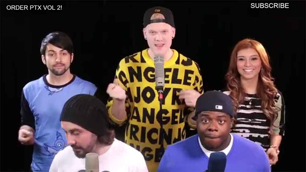 "Pentatonix's Pharrell Cover Will Make You ""Happy"""