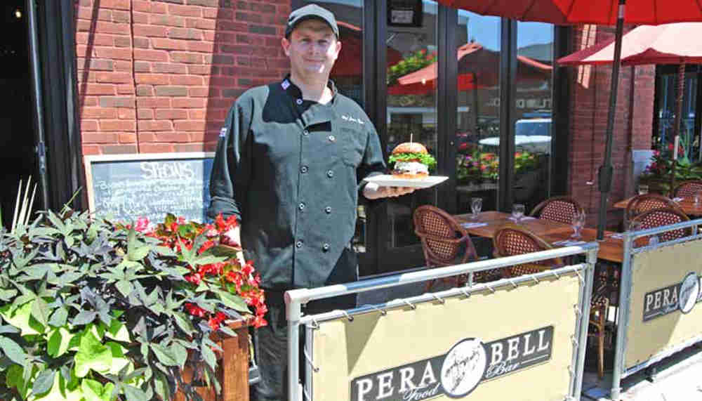 Meet PeraBell Food Bar Executive Chef James Klein