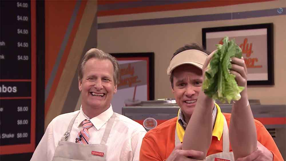 Real People, Fake Arms with Jim Carrey, Jeff Daniels, and Jimmy Fallon