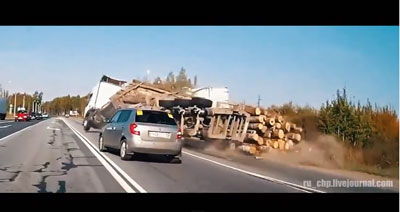 Russian Dashboard Cams Remind You to Be Safe on the Roads