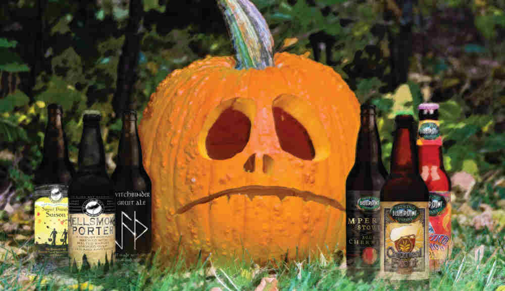 Hold the Gourd: Fall Beers Without Pumpkin