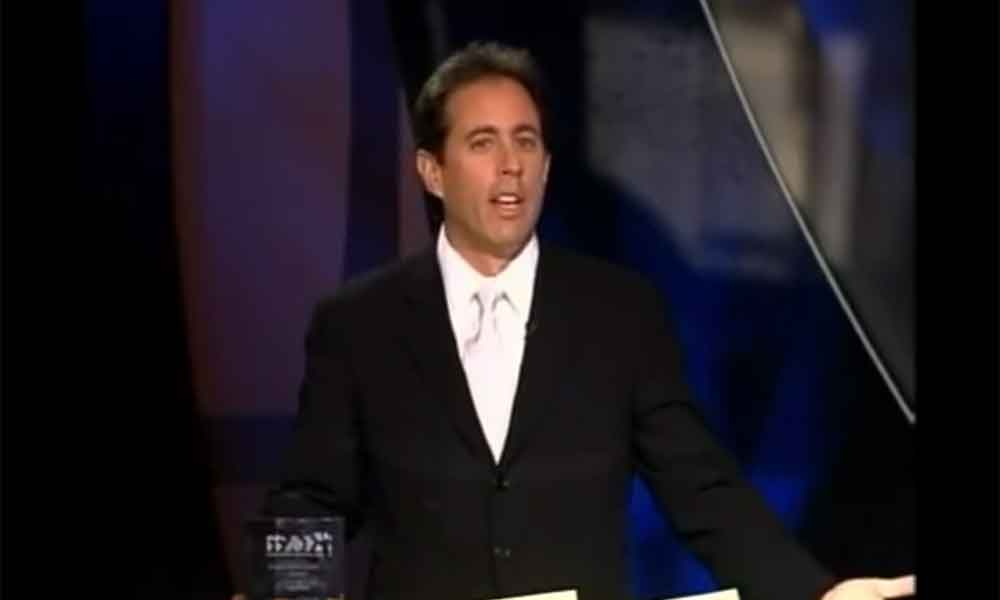 All Awards Shows Are Stupid by Jerry Seinfeld