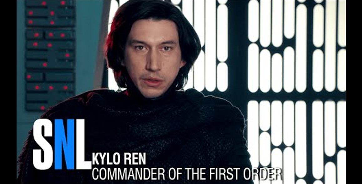 Kylo Ren Is A Terrible Undercover Boss