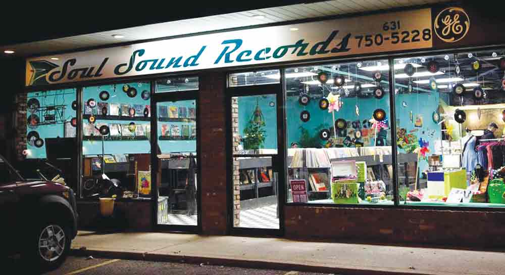 Biz Spotlight: Soul Sounds Records