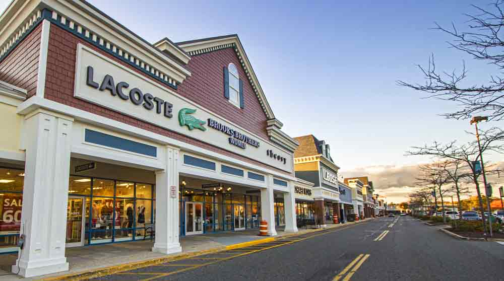 Black Friday Sales at Tanger Outlets