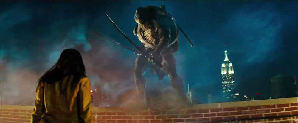 New Teenage Mutant Ninja Turtles Reboot Trailer Is Here!